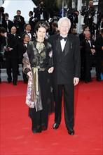 Valérie-Anne Giscard d'Estaing et Bernard Fixot