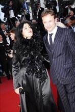 Marjane Satrapi et Vincent Perez