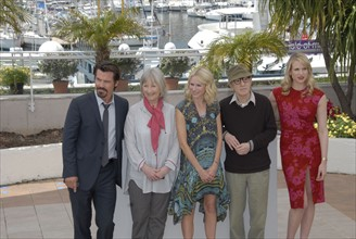 Josh Brolin, Gemma Jones, Naomi Watts, Woody Allen, Lucy Punch