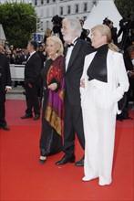 Michael Haneke et sa femme Suzie
