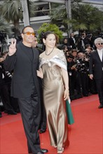 Jean-Claude Van Damme et sa femme