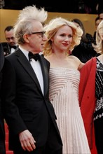 Woody Allen et Naomi Watts