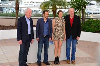 """Equipe du film """"Deux jours, une nuit"""", Festival de Cannes 2014"""