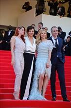 "Equipe du film ""Sils Maria"", Festival de Cannes 2014"