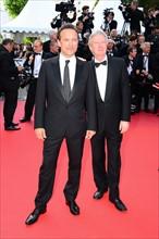 Vincent Perez et Régis Wargnier, Festival de Cannes 2016