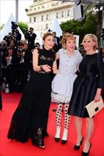Julie Gayet, Julie Depardieu, Chantal Ladesou, Festival de Cannes 2016