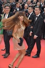 Mia Frye, Festival de Cannes 2018