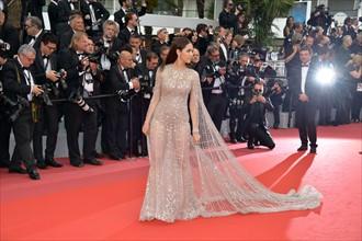 Araya A. Hargate, Festival de Cannes 2018