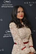 Salma Hayek, Festival de Cannes 2018