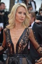 Lady Victoria Hervey, Festival de Cannes 2018