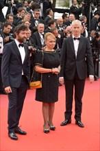 Mathieu Demy, Rosalie Varda, Franck Riester