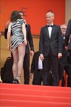 Charlotte Gainsbourg, Franck Riester