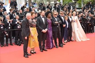 Membres du jury Cannes 2019