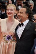 Elle Fanning, Alejandro Gonzalez Iñarritu