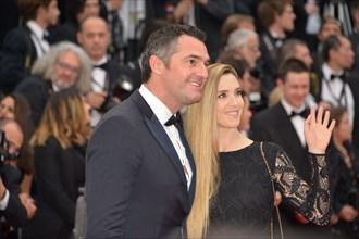 Arnaud Ducret et Claire Francisci
