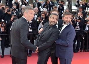 Vincent Cassel, Eric Toledano, Olivier Nakache