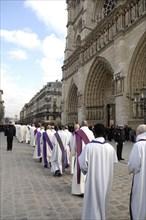 Obsèques nationales de l'Abbé Pierre