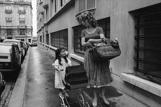 Jeane Manson et sa fille Shirel