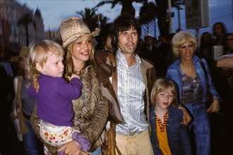 Keith Richards et Anita Pallenberg