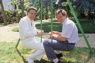 Guy Bedos et Pierre Desproges