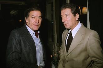 Roger Borniche et Sébastien Japrisot