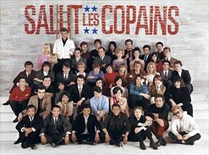 Toutes les idoles des années 60 réunies par Jean-Marie Périer