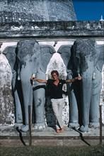 Jacques Dutronc au Sri Lanka