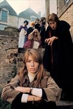 Françoise Hardy et Jacques Dutronc, 1968