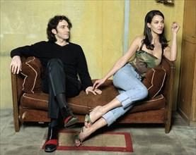 Ilario Calvo, Linda Hardy