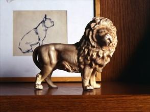 Objet de la collection personnelle d'Yves Saint-Laurent