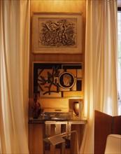 Objets de la collection personnelle d'Yves Saint-Laurent