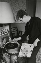 Eddy Mitchell 1962