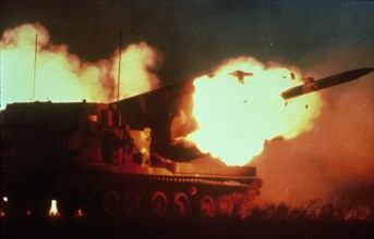 Guerre du Golfe, 1991