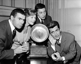Grand Prix du disque de l'Académie Charles Cros, 1959