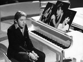 Serge Gainsbourg, 1977