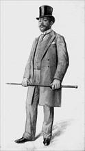 Portrait de Henri Lavedan