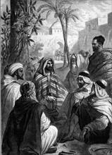 Conteur arabe