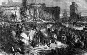 Siège de Paris par les Normands (885-887)