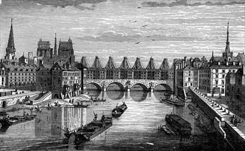 Le Pont au Change à Paris