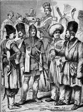 Troupes irrégulières de l'armée russe - 19e siècle