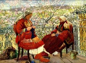 Femmes macédoniennes - 1916