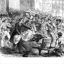 Choléra en 1832