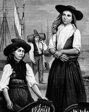 Femmes portugaises