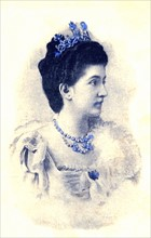 Elena de Montenégro, reine d'Italie