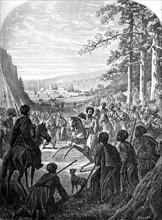 Druzes pendant la guerre civile du Mont-Liban