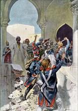 Bataille d'ABOUKIR, Egypte