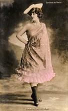 Carmen de Villers du Casino de Paris