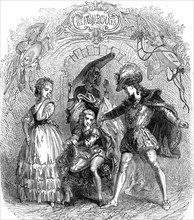 Le mariage de FIGARO, Acte I, scène 9