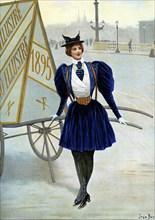 Le Figaro Illustré, NOËL 1895