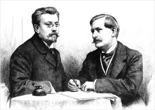 Paul et Victor MARGUERITE